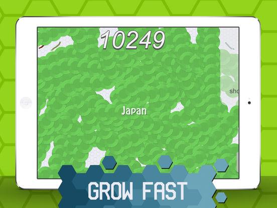Screenshots of Snakeio for iPad