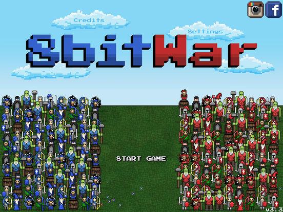 8bitWar: Origins Screenshots