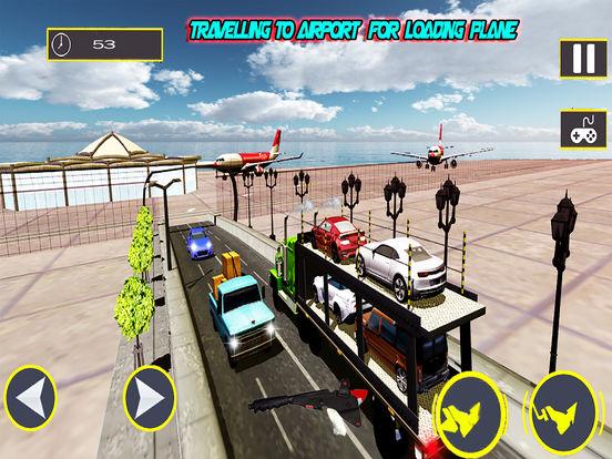 Airplane Cargo Transport 2k17 screenshot 8