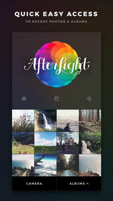 Screenshot for Afterlight in United States App Store