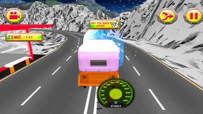 Xtreme Drive Tuk Tuk Rickshaw screenshot 4