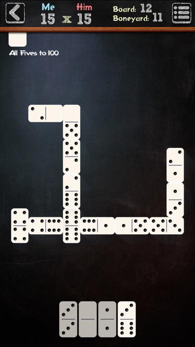 Dominoes - The Best Classic Game screenshot 3
