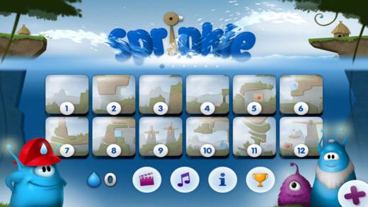 Sprinkle! Screenshots