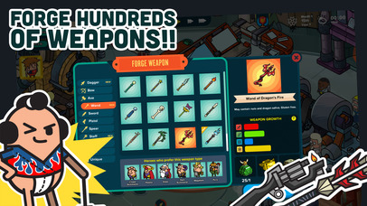 Holy Potatoes! A Weapon Shop?! screenshot 1