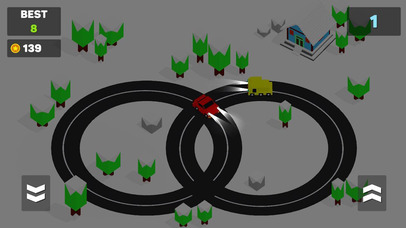 Circle Car screenshot 1