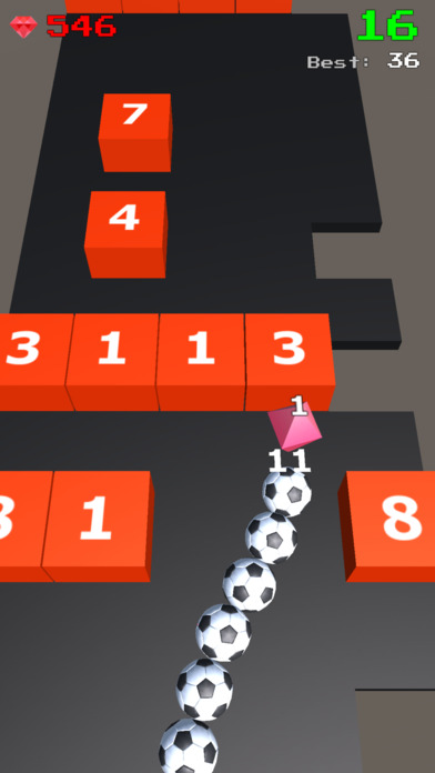 Balls 3D screenshot 2