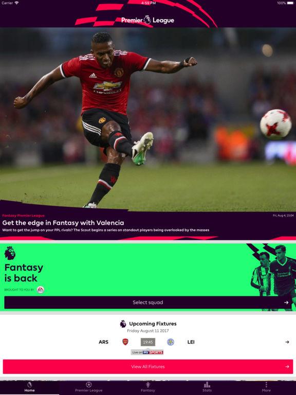 Premier League screenshot 6
