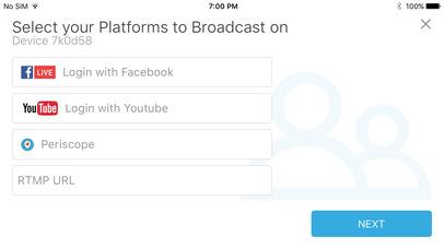 Freedocast Pro screenshot