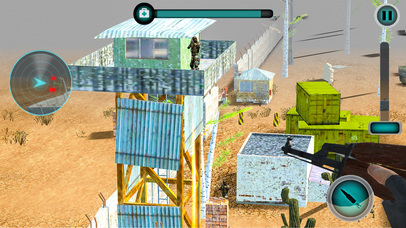 Stealth Sniper Strike screenshot 1