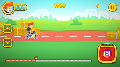 WheeliePop screenshot 1
