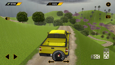 Offroad Extreme Hill Climb-Monster Truck Simulator screenshot 3