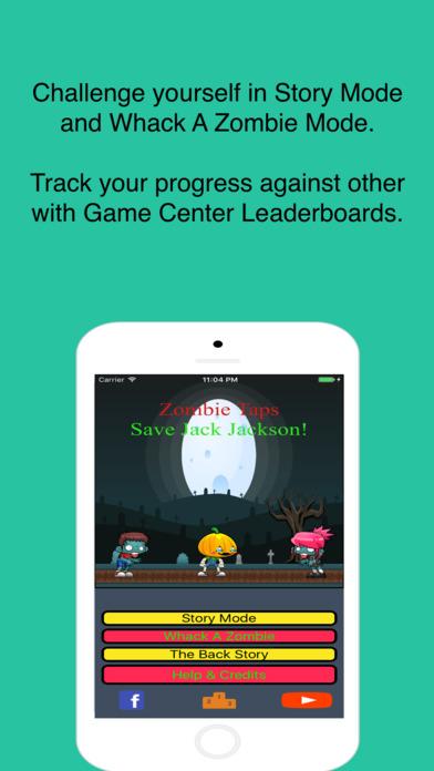 Zombie Taps Screenshot 1