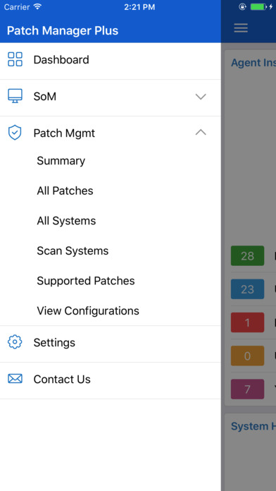 ManageEngine Patch Manager screenshot 1