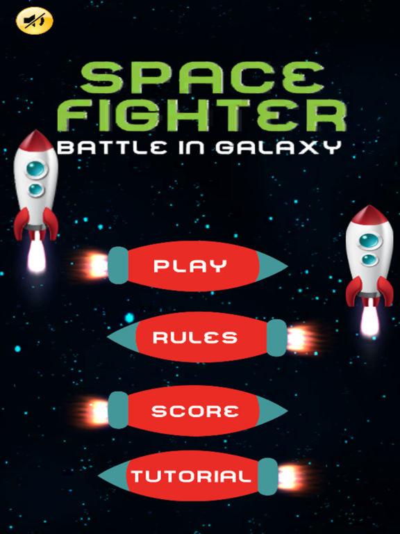 Space Fighter screenshot 4