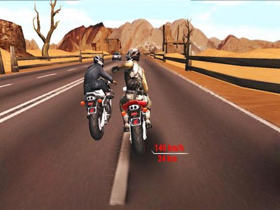 VR Motorcycle Rider screenshot 5