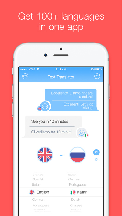 Text Translator for Me Pro screenshot 3
