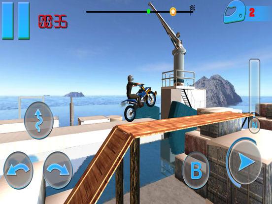 Tricky Moto Stunt Top Rider screenshot 6