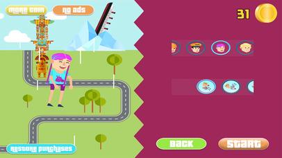 CLIFF DIVING MASTERS GAME screenshot 1