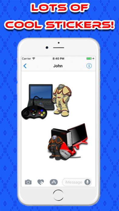 GamerMoji For iMessage Screenshot 4