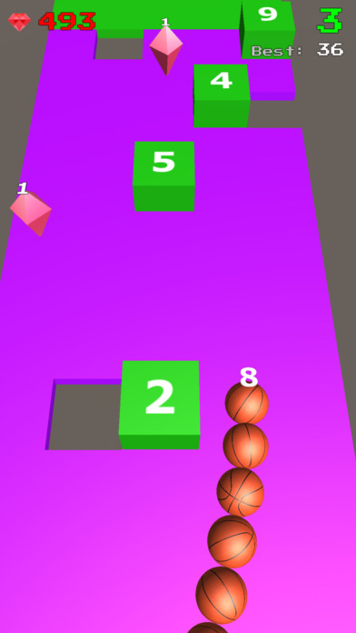 Balls 3D screenshot 4