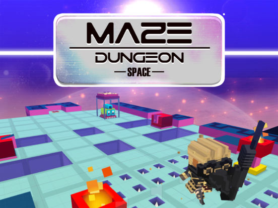 Galaxy Space Dungeon Pro screenshot 4