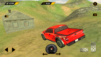 Offroad Extreme Hill Climb-Monster Truck Simulator screenshot 1