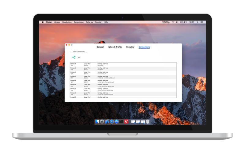 NetWorker - Advanced Network Information App Screenshots