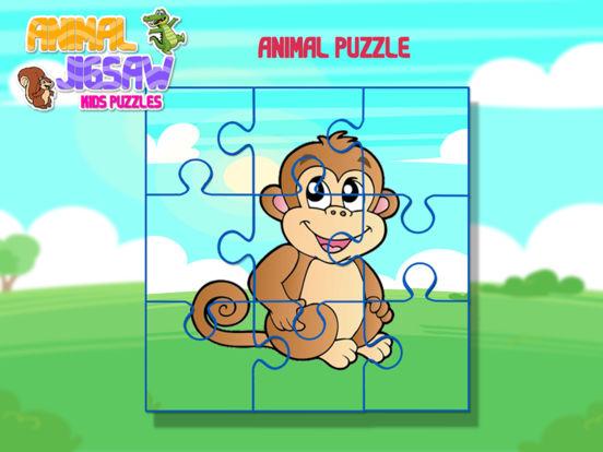 Animal Jigsaw Kids Puzzle Pro screenshot 9