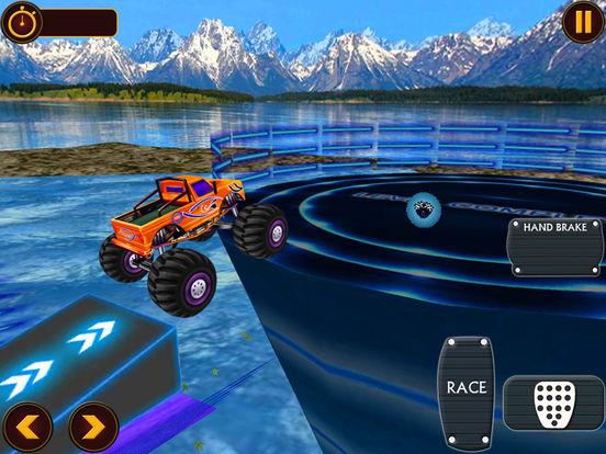 Top Monster Truck: Offroad Challenge Race screenshot 10