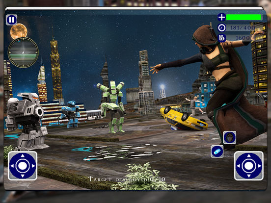 Super Mutant Hero Simulator screenshot 4