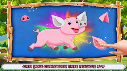 Animal Puzzle: Jigsaw for toddlers screenshot 3