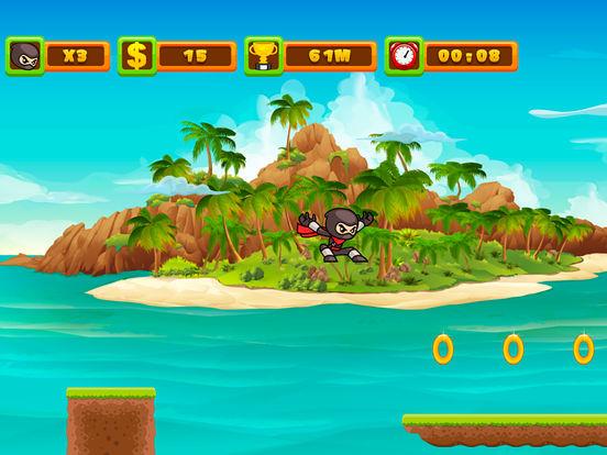 Running Ninja screenshot 5