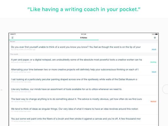 Prompts - Beat Writers Block Screenshots
