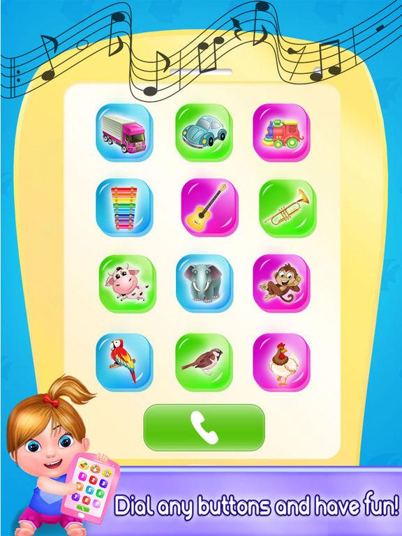 Baby Toys Phone Toddler Fun screenshot 7