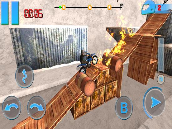 Tricky Moto Stunt Top Rider screenshot 4
