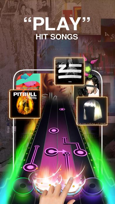 Beat Fever: Music Tap Rhythm Game screenshot 1