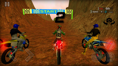 MX Speed Moto Racing screenshot 2