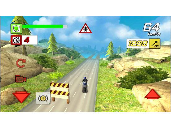 Street Moto Riders screenshot 7