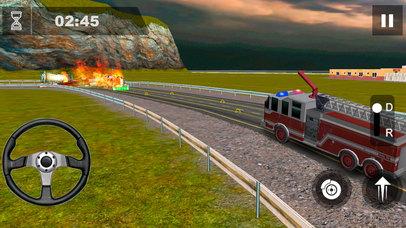 Fire Fighter Rescue Operation screenshot 5