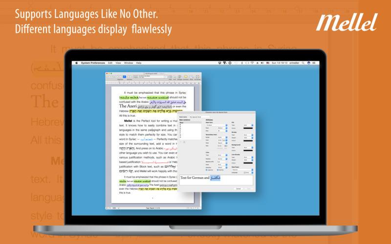 Mellel 4.1.5 Mac 破解版 Mac上领先的文字处理程序-麦氪派(WaitsUn.com | 爱情守望者)