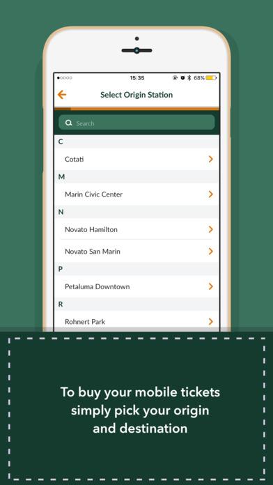 SMART eTickets screenshot