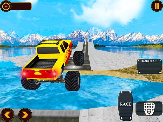 Top Monster Truck: Offroad Challenge Race screenshot 6