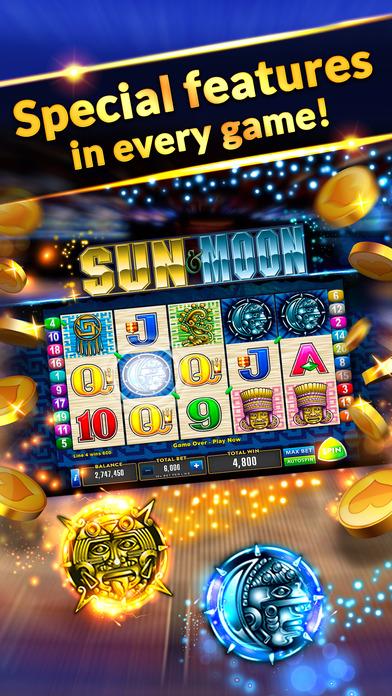 Heart of Vegas Slots Casino iPhone
