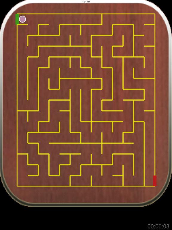 Ball Maze 1.0 screenshot 3