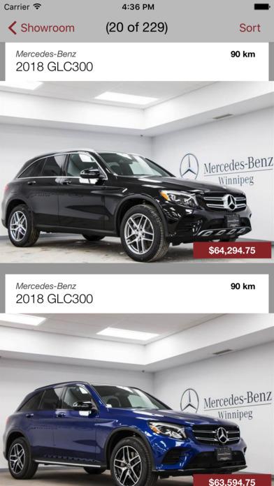 App shopper mercedes benz winnipeg dealerapp business for Mercedes benz winnipeg