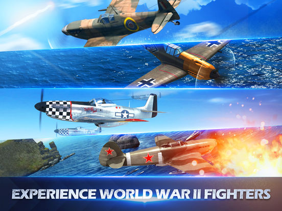Image of War Wings for iPad