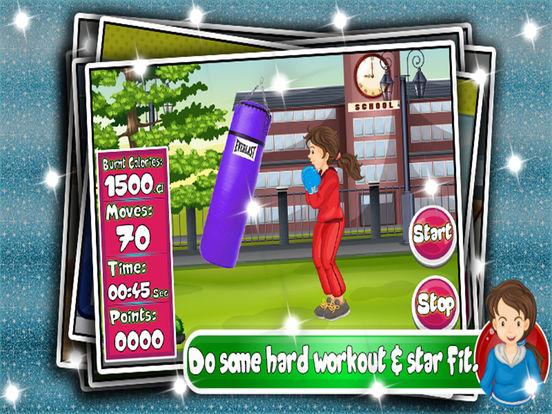 Princess Royal Fitness Workout screenshot 10