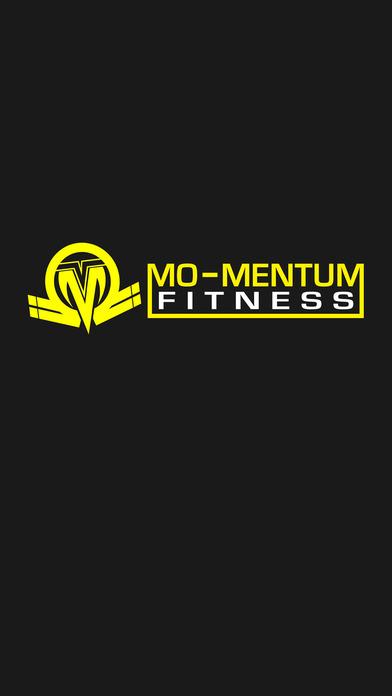 Mo-Mentum Fitness screenshot