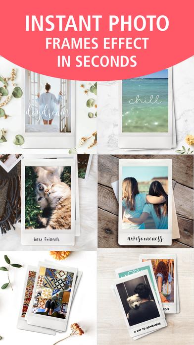 Typic - Text on Photos 앱스토어 스크린샷