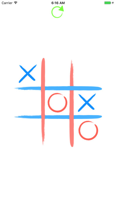 Pure Tic Tac Toe screenshot 1